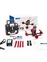 Dronă JJRC P175 6CH 6 Axe 5.8G Quadcopter RC Iluminat LED / Controla Camera / Avertizare Baterie SlabăQuadcopter RC / Camera /