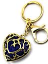 Mer accessoarer Inspirerad av The Legend of Zelda Cosplay Animé Cosplay Accessoarer Nyckelring Röd / Blå Legering