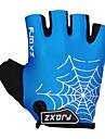 FJQXZ® Gants sport Femme / Homme / Tous Gants de Cyclisme Printemps / Ete / Automne / Hiver Gants de VeloRespirable / Antiusure / Diminue