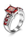 Dame Inel Zirconiu Cubic Zirconiu Zirconiu Cubic Aliaj Bijuterii Pentru Nuntă Logodnă Zilnic