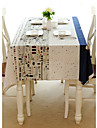Office/Business Mönstrad Dukar , Bomullsblandning Material Hotel Dining Table / Tabell Dceoration