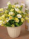1 Gren Plast Annat Annat Bordsblomma Konstgjorda blommor