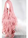 Perruques de lolita Doux Princesse Long Incanardin Perruque Lolita  90 CM Perruques de Cosplay Couleur Pleine Perruque Pour Femme