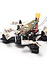 Drönare JJRC P130 6CH 6 Axel 5.8G Radiostyrd quadcopter LED-belysning / Varning För Låg BatterinivåKamera / Fjärrkontroll / 1 Batteri