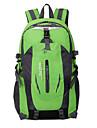 45 L Backpacker-ryggsäckar Camping Utomhus Vattentät / Bärbar / Andningsfunktion Grön / Röd / Blå / Orange Nylon