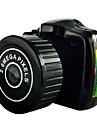 y2000 Camera d\'action / Camera sport 20MP 4608 x 3456 Wi-Fi Ajustable Sans-Fil Grand angle 30ips Non ± 2EV Non CMOS 32 Go H.264Prise