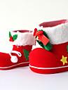 2buc de Crăciun rol cadouri decorare ofing pomul de Crăciun cadou de Crăciun cizme de Crăciun Articole pentru mobilier