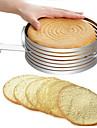 Plats de cuisson et casseroles Pour Gateau Pour Cookie Pour Tarte Metal Haute qualite