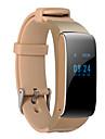 DMDG D22 Smart armband / Smart klocka / Hörlurar / ArmbandBrända Kalorier / Stegräknare / Röstmeddelande / Träningslogg / Hälsovård /