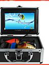 trouveur de poissons camera sous-marine 30m sous l\'enregistrement DVR de peche camera HD 1000 tvl 7 \'\' de l\'ecran LCD numerique