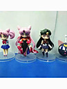 Sailor Moon Sailor Moon PVC 7 Anime Actionfigurer Modell Leksaker doll Toy