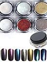 6st nagel konst Kits nagel konst Manikyr verktyg Kit skönhet Kosmetisk nagel konst DIY