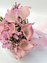 Flori de Nuntă Formă liberă Trandafiri Buchete Nuntă Petrecere / Seară Satin