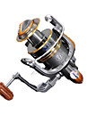 Fiskerullar Snurrande hjul 5.2:1 10 Kullager utbytbar Generellt fiske-HYD2000
