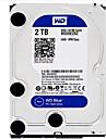 WD 2TB Desktop Hard Disk Drive 5400rpm SATA 3,0 (6 Gbit / s) 64MB cache 3.5 tum-WD20EZRZ