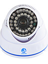 jooan® 700TVL securite surveillance cctv vision moniteur 36 ir LED video camera dome nuit interieur maison
