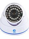 jooan 700tvl säkerhetsövervakning CCTV-kamera 36 IR-lysdioder mörkerseende