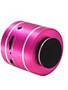 Adin d3 mini-5w hifi vibration haut-parleur de 3,5 mm audio son super in / out fm vibrant haut-parleur 360 HIFI Arround parleur sonore