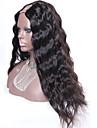 l\'eau ondulee u partie perruque remy bresilienne de cheveux vierge 22inch densite de 130% 1,5 * 4 partie centrale couleur naturelle upart