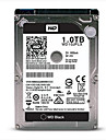 WD 1TB Laptop / notebook unitate hard disk 7200rpm SATA 3.0 (6Gb / s) 32MB ascunzătoare 2.5 inch-WD10JPLX