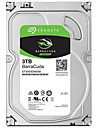 Seagate 3TB Desktop Hard Disk Drive 7200rpm SATA 3,0 (6 Gbit / s) 64MB cacheST3000DM008