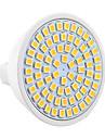 7W GU5.3(MR16) Spoturi LED MR16 72 SMD 2835 600-700 lm Alb Cald Alb Rece Decorativ V 1 bc