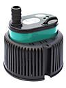 akvarievatten pump energibesparing ljudlös 25w 1400L / h ac 220-240V