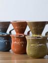 ml Ceramique Set pour le Cafe , 4 tasses Drip Coffee Fabricant Reutilisable