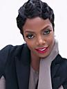 femmes courtes perruques naturelles perruques naturelles americain cheveux ondules courts de perruques noires africaines pour les femmes