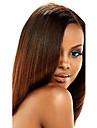 Tissages de cheveux humains Cheveux Indiens Yaki 12 mois 1 Piece tissages de cheveux