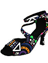 Latin-Pantofi de dansPersonalizabili-Damă