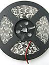 z®zdm 5m impermeabil 72W 300pcs 5050 5red 1blue / grup condus de plante benzi de lumină DC12V