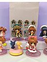 Figures Anime Action Inspire par Cardcaptor Sakura Sakura Kinomodo PVC 7 CM Jouets modele Jouets DIY
