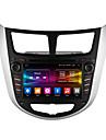 Ownice HD Screen 1024*600 Quad Core Android 6.0 Car Multimedia player For Hyundai Verna Support 4G LTE with 2G RAM