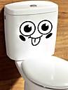 Desene Animate Abstract Perete Postituri Autocolante perete plane Autocolante de Perete Decorative Autocolante toaletă,Hârtie Vinil