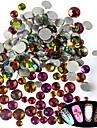 500-600pcs/bag Manucure De oration strass Perles Maquillage cosmetique Nail Art Design