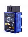 Vgate mini-ELM327 v2.1 OBD scanner 327 v2.1 android / Symbia / pc outil avance de bluetooth sans fil scanner de diagnostic obdii obd