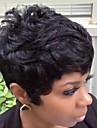 Nouveau style peluche noire cheveux cheveux cheveux cheveux blanc adapte a toutes sortes de personnes