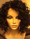 chaud!! de haute qualite de style 100% ondulee avant de dentelle de cheveux perruques de cheveux pour les femmes vierges brazilian avec
