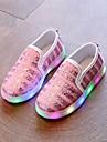 chaussures de sport de fille printemps la lumiere d\'automne d\'ete des chaussures confort de premiere toile marcheurs occasionnels talon