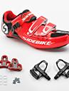 BOODUN/SIDEBIKE® Chaussures Velo / Chaussures de Cyclisme Chaussures de Velo de Montagne Chaussures de Cyclisme avec Pedale & Fixation