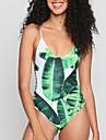 Femei O Piesă Femei Bustieră Ridicare Elimina Polyester