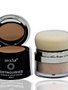 1# pink and dark skin color ,  2#natural and skin color Poudre Correcteur/Contour Sec Poudre Correcteur Visage Rose Naturel