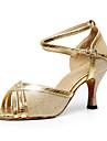 Chaussures de danse() -Non Personnalisables-Talon Aiguille-Cuir-Latines