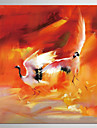 Poster Giclee Abstract Stil Clasic,Un Panou Canava Pătrat print Arta Decor de perete For Pagina de decorare