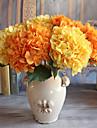 1 Une succursale Soie Lis Fleur de Table Fleurs artificielles