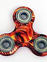 Spinner antistres mână Spinner Jucarii Tri-Spinner Metal Plastic EDCStres și anxietate relief Birouri pentru birou pentru Timpul uciderii
