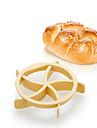 decorare Instrumentul tort pentru pâine pentru Sandwich PVC DIY Calitate superioară Măsurătoare