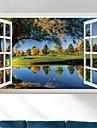 Timp Liber Perete Postituri Autocolante perete plane Autocolante de Perete Decorative,Vinil Material Pagina de decorare de perete Decal