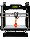 geeetech prua M201 I3 2-in-1-out verion cu filament 1,75 mm duza de 0.4mm
